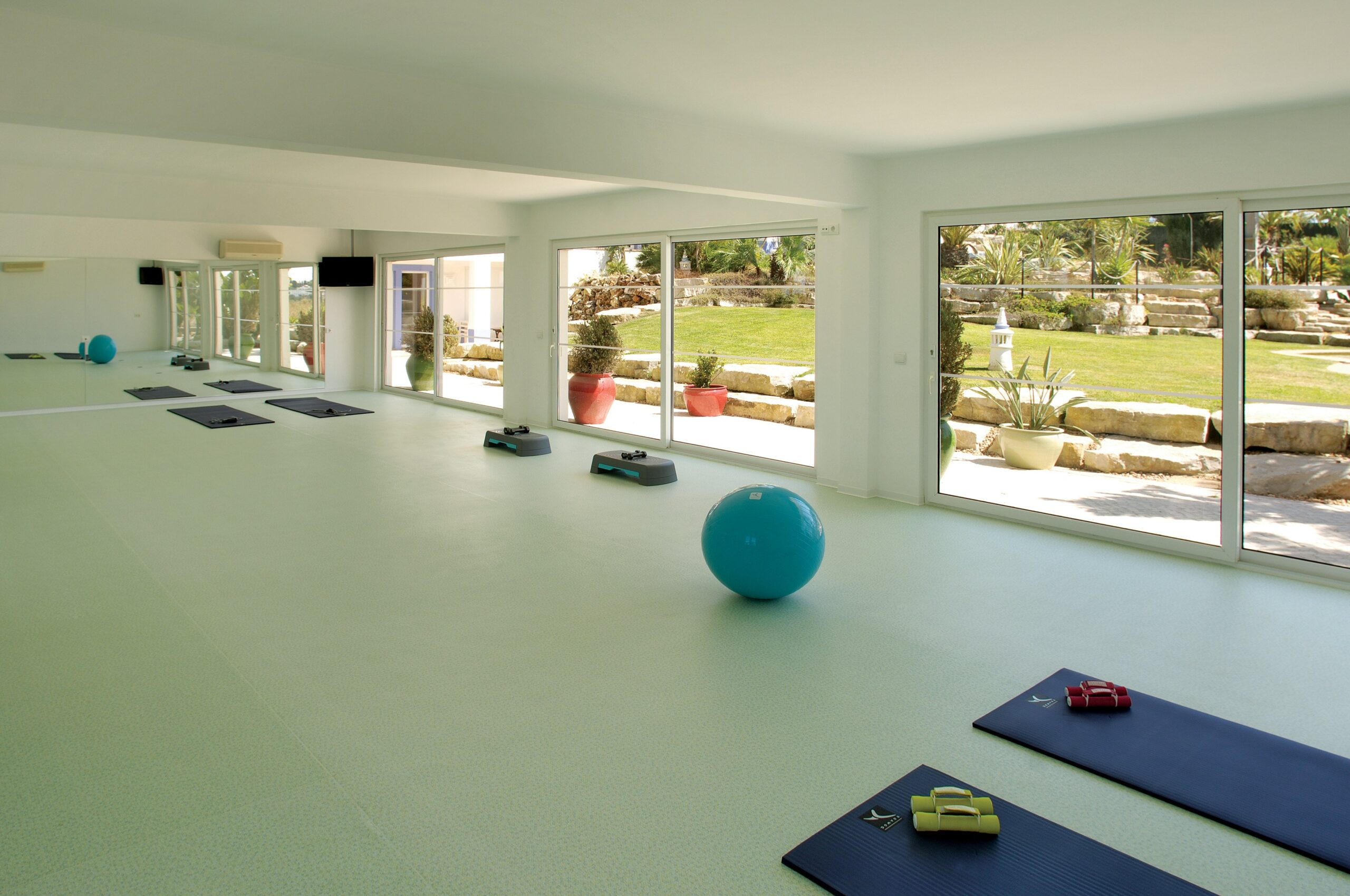 3.Portugal Boot Camp Abroad – Gym