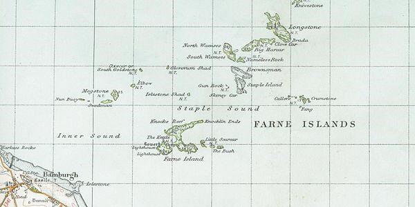 Northern Bootcamp Team 12 hour Farne Island Challenge