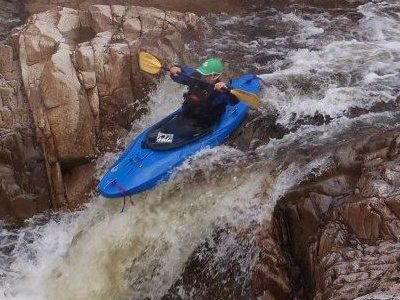 Northern Bootcamp's very own Dan: A year from now….kayak challange!