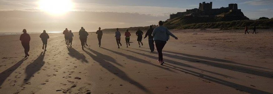 Winter training provides the base for your fitness starting in the New Year.