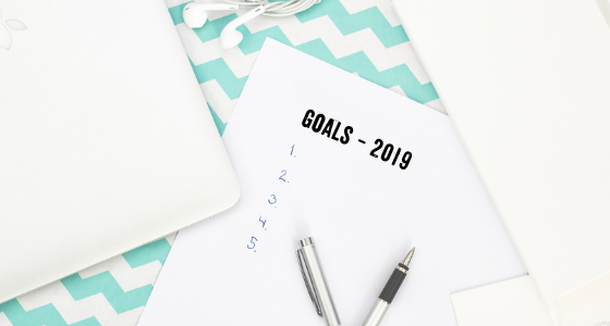 Campers New Year's Resolutions and how to stick to them!