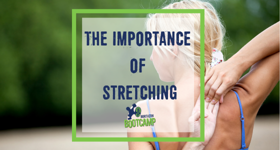 The importance of stretching:
