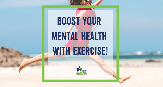 Boost your mental health with exercise!
