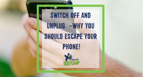 Switch off and unplug from technology – why you should escape your phone!